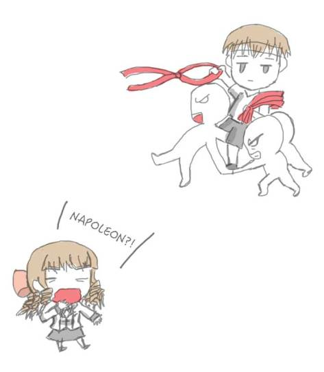 Kaburagi Napoleon